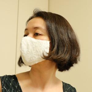 注意喚起!マスクをご購入された方へ★変色するかも漂白注意