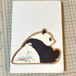 デザイン画を描くブックはこちら★日本で買えないかも★新作パンツ着手