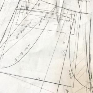 紳士服仕立てのレディースパンツ★型紙起こしの仕事★仕立てに参考になる本