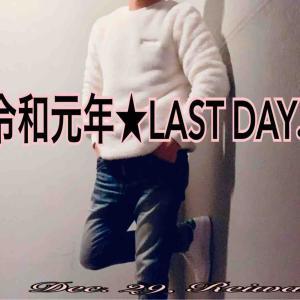 (ヒロト)LAST DAY of 2019♪【TOTAL☆360分⏳】T様、「プレイ&マッサージコース」+「デートコース」(12/29)でのご指名、ありがとうございました!(^^)