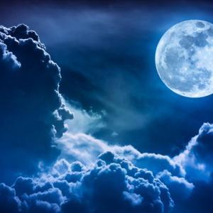 いつも空にある月が実はやばい。見かた変わるかも.....(店長)