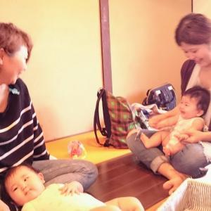 赤ちゃんのため・・もステキだけど、「ママも楽しい♡」これ、ゼッタイ大事だよー。^^