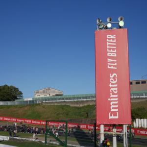 F1日本GP 日曜日 その2