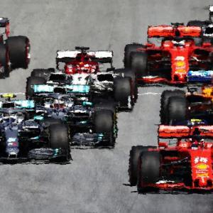 F1 2020カレンダー 前半8戦スケジュール決定