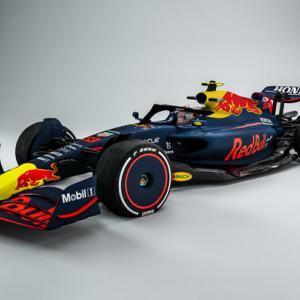 F1 2022年レギュレーションモデル