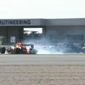 F1イギリスGP決勝結果