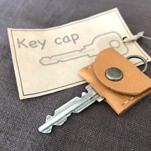 ホックタイプのキーキャップ
