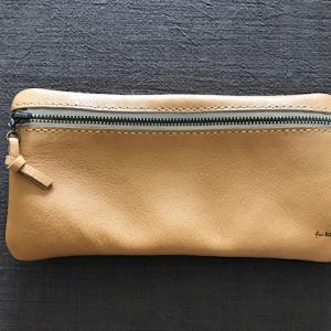 両面ファスナー財布