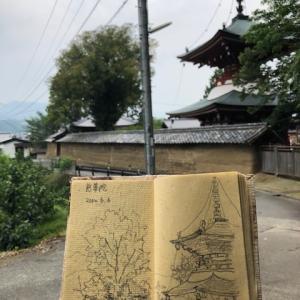 九度山歩き&ラフスケッチ〜♪