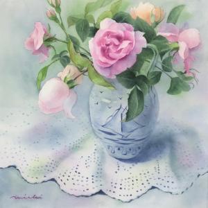 自然のバラは美しい!