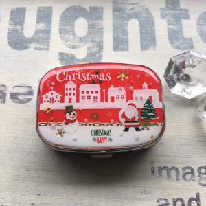 クリスマス ピルケース