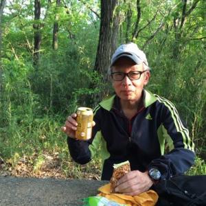 森の中飲み会