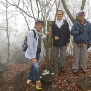 仏果山、高取山に登りました。