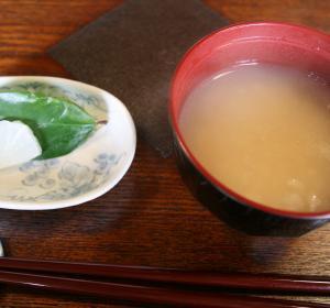 植物性乳酸菌+茶粥で腸活サポート