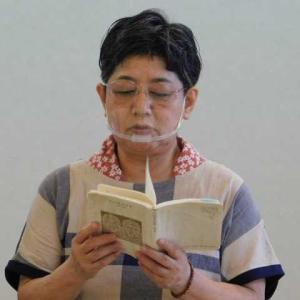 吉田路子講演会「宮沢賢治と私」 「雨ニモマケズ」祈り込め朗読