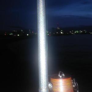 高砂港のキス釣り-2