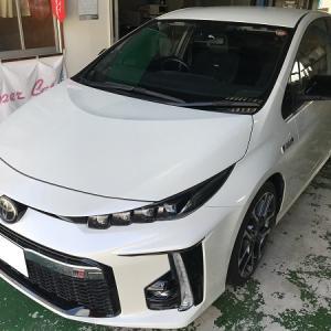 【カーナビ取り付け】 トヨタ・プリウスPHVにカーナビ取り付けです!!