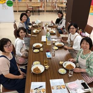 【開催レポ】防災~ポリ袋クッキング教室でした!