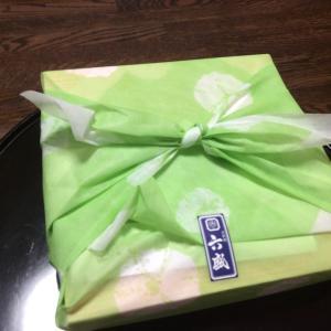 お盆と京料理♬六盛さん(^ ^)