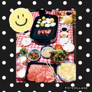 佐賀牛焼き肉フルコース♪( ´▽`)