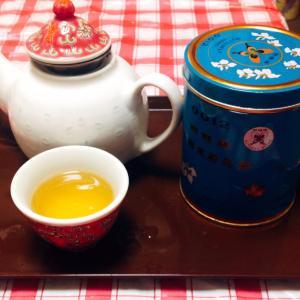 ジャスミン茶♪( ´▽`)