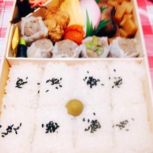崎陽軒のお弁当ランチ♪( ´▽`)