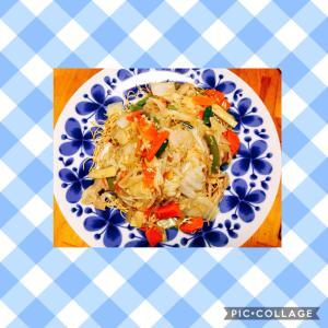 皿うどん(*^▽^*)
