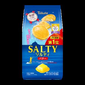 ソルティ(*^▽^*)