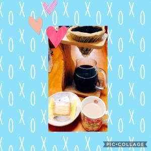 カフェ・オ・レタイム(*^◯^*)