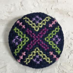 ザオ族の刺繍