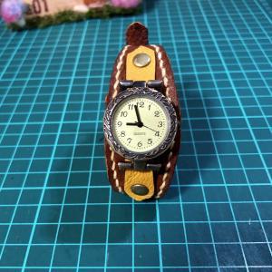 腕時計の革バンド⌚︎