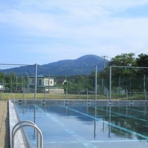 水泳授業スタート