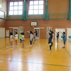 運動会練習 始まる