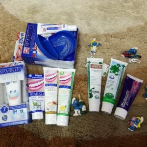 【タイ】ホワイトニング歯磨き粉♡