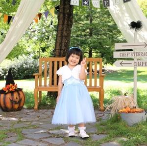 仙台ロイヤルパークホテル シェフズテラスに4歳お誕生日記念写真を出張撮影