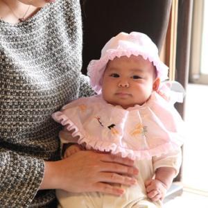 青麻神社にて お宮参りから3年後 三歳の七五三詣りのお写真を出張撮影