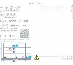 4224 巷房1(中央区銀座1-9):大谷宗之展