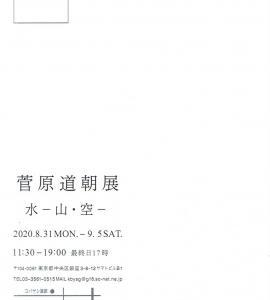 4304 コバヤシ画廊(中央区銀座3-8):菅原道朝展