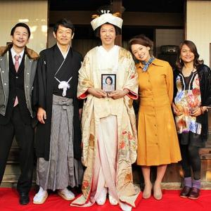 短編映画・父の結婚 と 長編映画・おいしい家族