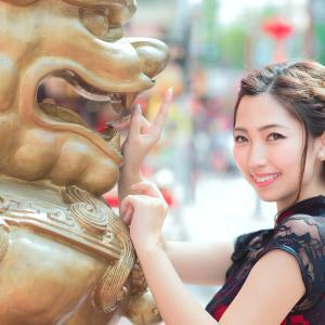 工藤紗良さん~リリュール撮影会個撮@中華街(2020/9/19)3