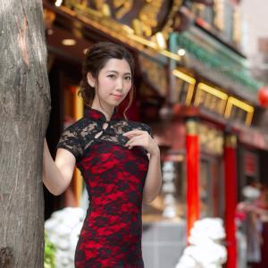 工藤紗良さん~リリュール撮影会個撮@中華街(2020/9/19)4