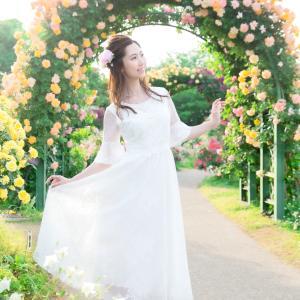 工藤紗良さん~リクエスト撮影@某バラ園(2021/5/14)6