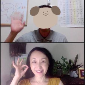 【個別相談ご感想】洋子さんは優しくて親しみやすいけど 厳しさもあって 人生のお手本になります