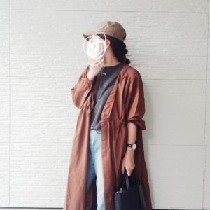 ティティベイトで購入した秋アウター~コーデ★