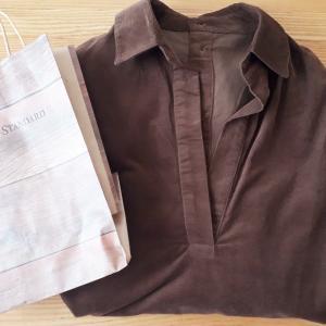 購入したシャツ~コーデ★