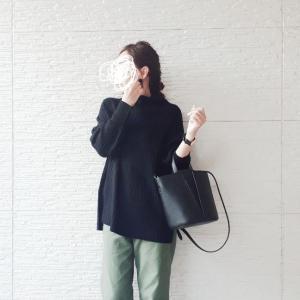 購入してきたニット~着画レポ★