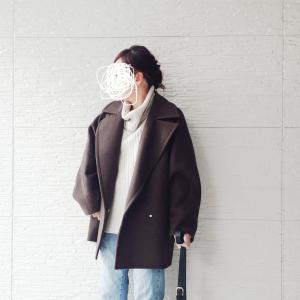 冬のアウターコーデ★