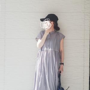夏のワンピース~ポチレポ★