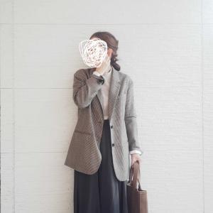 ポチしていた冬キャップ&ドアーズのニット~コーデ★
