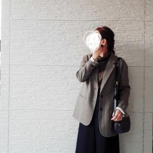 ポチしていたスカート~コーデ★今年もプチプラ裏起毛パンツ販売中!